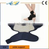 Neoprene hook and loop cloth magic tape ankle brace ankle support