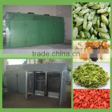 commercial tray type food dehydration dryer plant for vegetable/preserved fruit/herbs/tea leaf