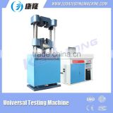 WAW Model 1000KN Computerized UTM Electronic Universal Tensile Strength Testing Machine Manufacturer