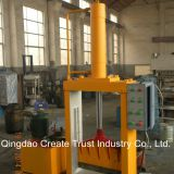hydraulic natural rubber bale cutter/rubber bale cutting machine