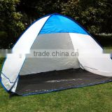 Fast open outdoor camping tent beach sun shade automatic tent