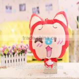 Yangzhou toy factory wholesale lovely stuffed ali doll toys Ahri toys