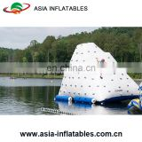Inflatable pool iceberg iceberg float/ Inflatable Water Ice Mountain/ Inflatable Water Climbing Wall For Lake