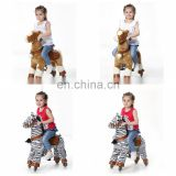 New arrival!!!HI CE funny ride on horse for kids with high quality,human power ride on cars with wheels