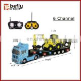 High quality rc toy tow trucks for sale