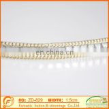 2014 hotsale rhinestone chain for women braid wedding decoration trimmings