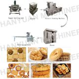factory biscuit production line cookies making machine