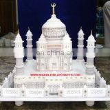 Marble Plane Taj Mahal Replica, Indian Taj Mahal Miniature