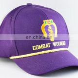 Purple Trucker Cap