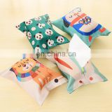 cheap custom small box soft facial tissue paper