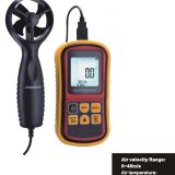 LF191 Digital Anemometer Air Speed Meter with Stretchable Handle