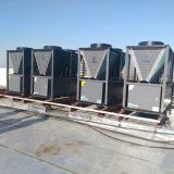 Accommodation Central Air Conditioning Unit Air Cooled Cold Water Chiller 30kw