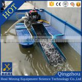 High efficiency 5 inch small gold dredger for sale