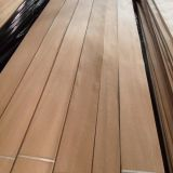 Natural North America red oak  straight grain wood veneer
