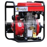 "China TAIZHOU LONGFA Brand High Quality 3"" 3inch 3 inch  10hp 12hp  Diesel Powered Fire Fighting Pumps"