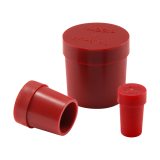 Plastic plugs for type L and M copper tubing