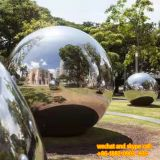 For Public Indoor Modern Art Stainless Steel Metal Sculpture Large Stainless Steel Sculpture