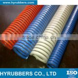 Flexible colorful pvc suction hose pipe water hose