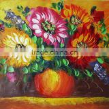 new beautiful daisies painting on canvas daisies JH-369