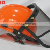 cheap industrial safety Faceshields for head protection accessory for brush cutter spare part