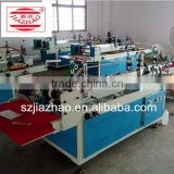 Factory price automatic folding carton box gluing machine with providing overseas service