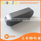 best quality GB1096 stainless steel parallel key