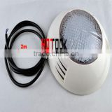 2013 NEW 18w RGB Swimming Pool IP68 warm/cold white RGB Waterproof 252leds Outdoor Lighting