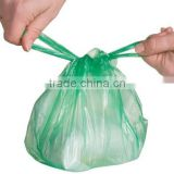 Wholesale Controlled Life Scented Baby Disposable Diaper trash Bags with convenient handle ties