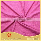 Wholesale stock colors rayon polyester spandex fabric for lounge wear                                                                         Quality Choice