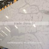 Hot Sale Calacatta White Quartz Stone Price