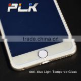 Factory price PLK anti blue ray screen protector with tempered glass for mobile phone/ for iphone/for huawei/for htc/for oppo