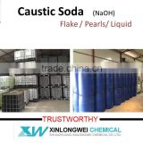 Liquid Caustic Soda 32%, 48%, 50% Lye For Soap detergent