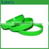 cheapest custom handcrafted silicone wristband bracelet