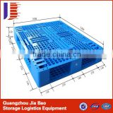 Guang Zhou High Quality and High abrasion resistance blue heavy duty euro plastic pallet