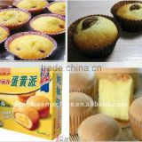 Automatic custard cake machine