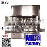 Micmachinery CE certification cooking oil filling machine maize oil filling machine olive oil filling machine