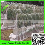 china factory supply Chicken Coop Netting Heavy-Duty HDPE UV fine mesh nylon nets/pp stretch mesh net /Bop net