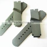High-quality new silicone watch bands, silicone watch band parts, watch bands straps manufacture