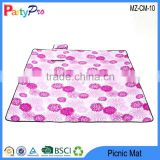 2015 High Quality Camping Sleeping Blanket Baby Crawling Floor Mat Folding Beach Picnic Mat