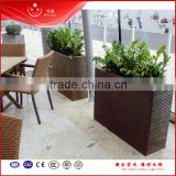 2015 new outdoor large wooden garden planter                                                                         Quality Choice