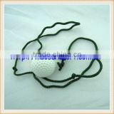 hollow golf practice ball with string printing high quality with different design