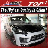 High quality 958 Body kit for 2011-2014 958 TURBO wide body LA Style body kits