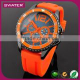 Ew Products 2016 Innovative Product Ideas Silicon Boy Fashion Hand Watch