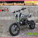 QWMOTO CE Off road motorcyle Factory price Kick Start 4 speeds Manual 125cc gas Sport bikes 125cc dirt bike for cheap sale