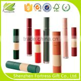 packing wholesale cosmetic eco-friendly lipstick tube