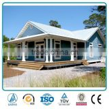 frame prefabricated house prefab house villa                                                                         Quality Choice