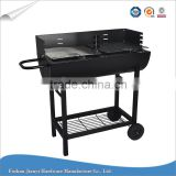 New Arrival travel partner outdoor barrel barbecue grill with price