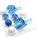2016 Latest Inlay odorless silicone impression material for silicone dental and silicone putty