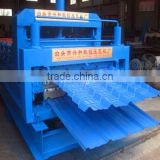 Trade Assurance 820-860 Double Layer Construction Materials Roof Rib Panel Forming Machine