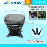 Aosion Eco-friendly&high efficiency electronic UV lamp and 1000V high voltage mosquitoes killer